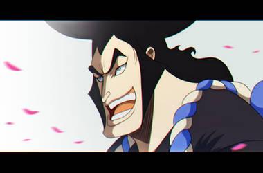 Oden (One Piece Ch. 962)