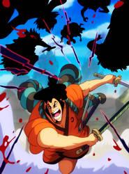 Oden (One Piece Ch. 970)