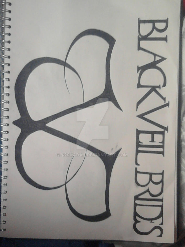black veil brides logo drawings wwwimgkidcom the