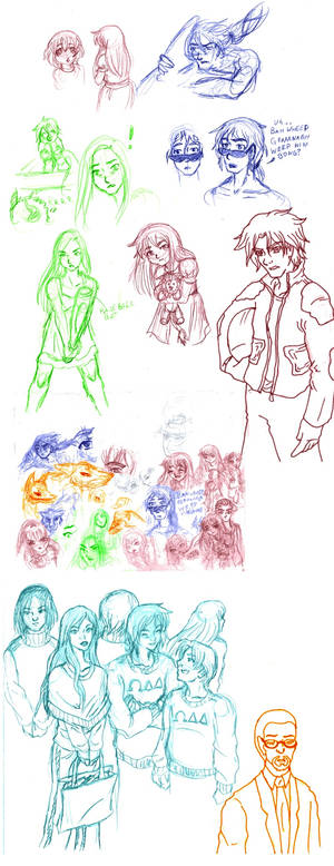 Guardian Sketches 01