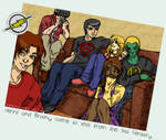 DC Heroes - Candid Photo