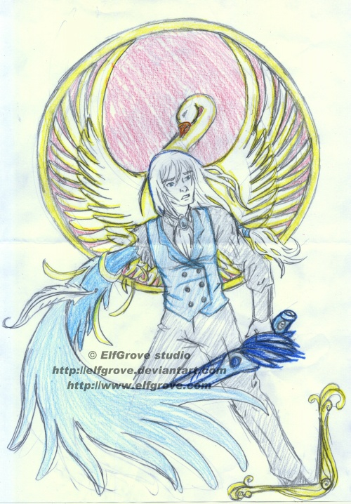 DragonCon 2010: Quick Sketch