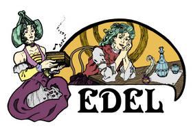 PTT - Edel by elfgrove