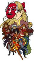 Avatar: The Last Moon Senshi
