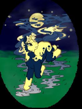 MLP Halloween - MoonSpots