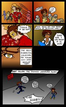 Bart Allen - Criminal