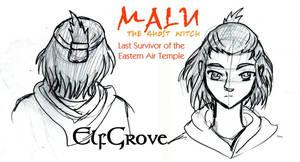 ATLA - Malu Face Study