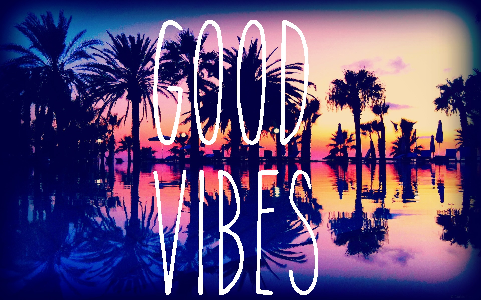 good vibes wallpaper by strobesound customization wallpaper landscapes    Positive Vibes Wallpaper