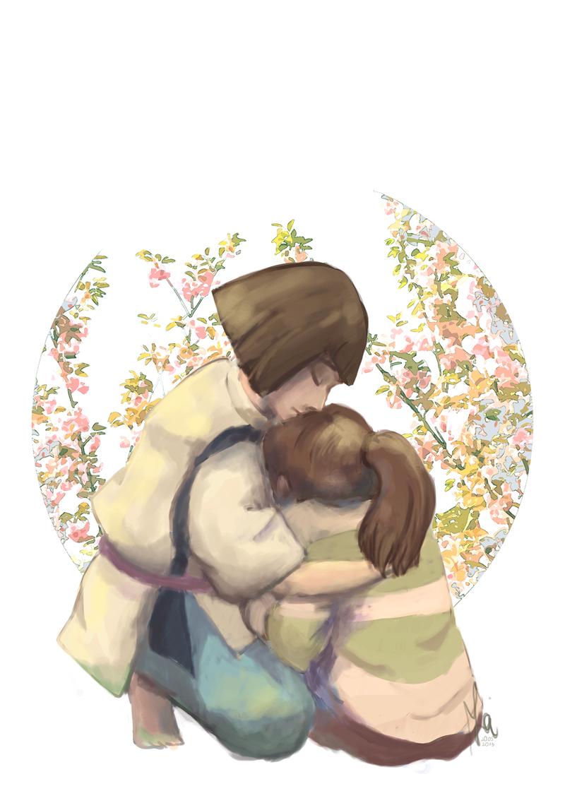 We will meet again... by MeiYoko