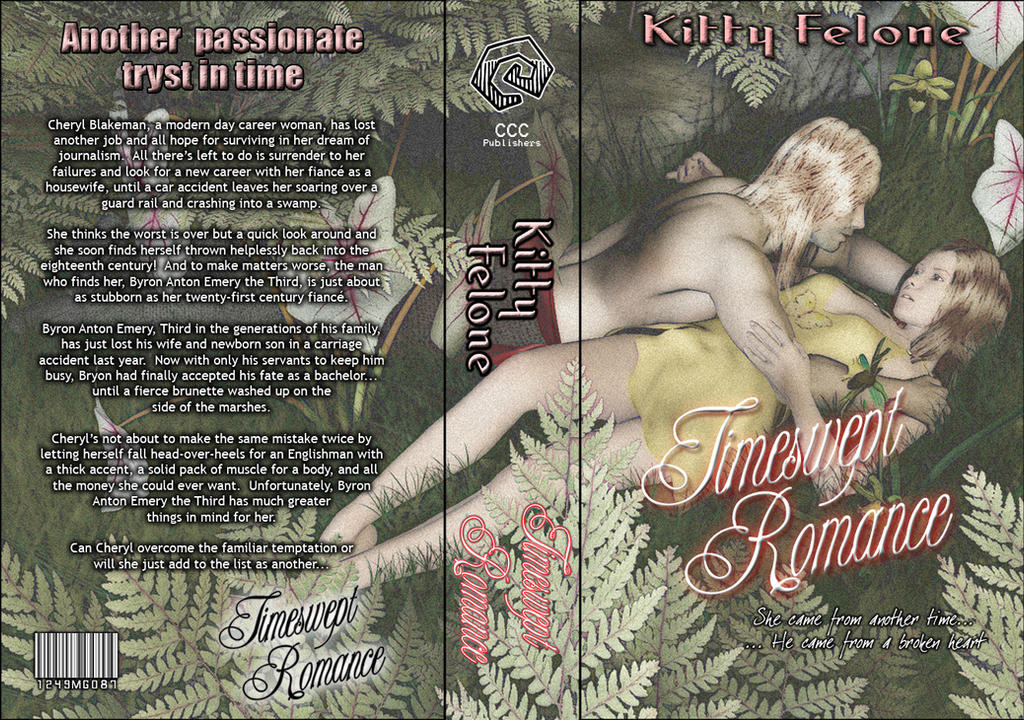 Romance Book Cover S : Cliche romance book cover by kittyfelone on deviantart