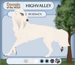 DotW: Rodwen (Deceased)