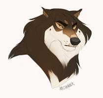 Mohawk by Naviira