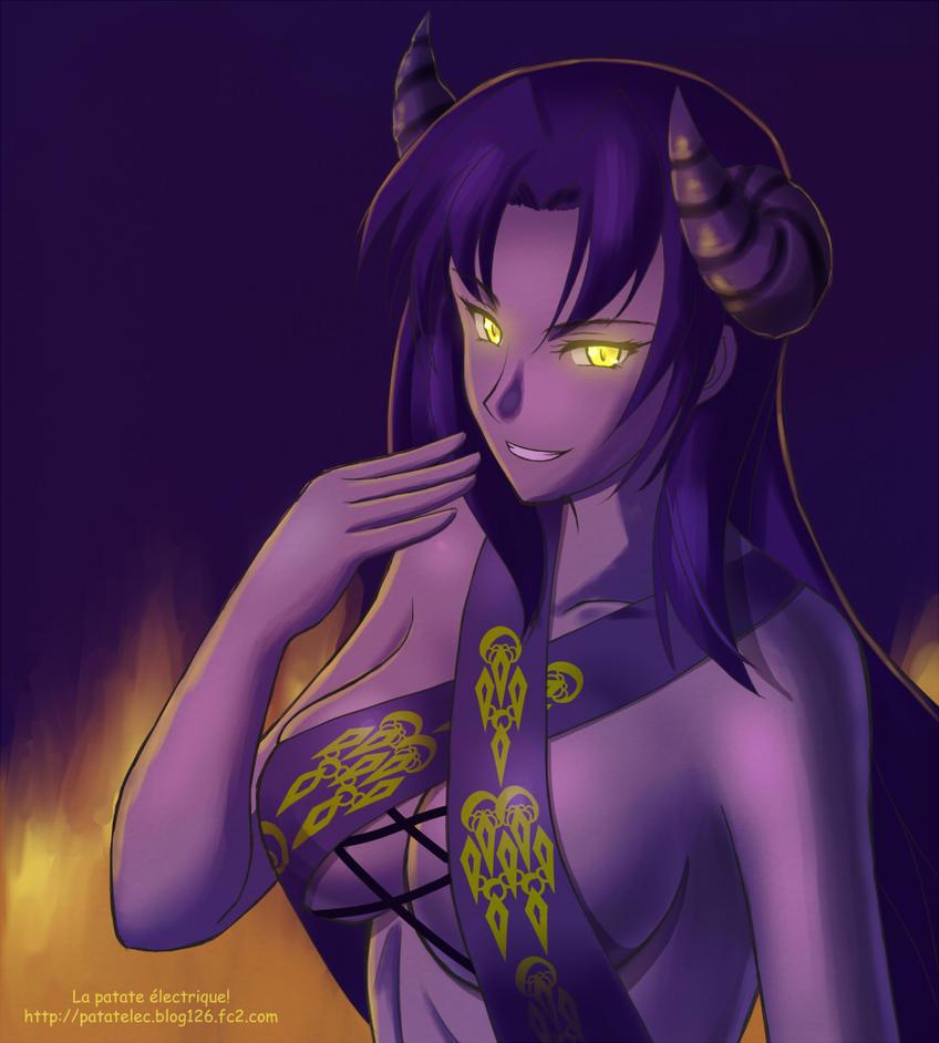 Demon by Kamiken1