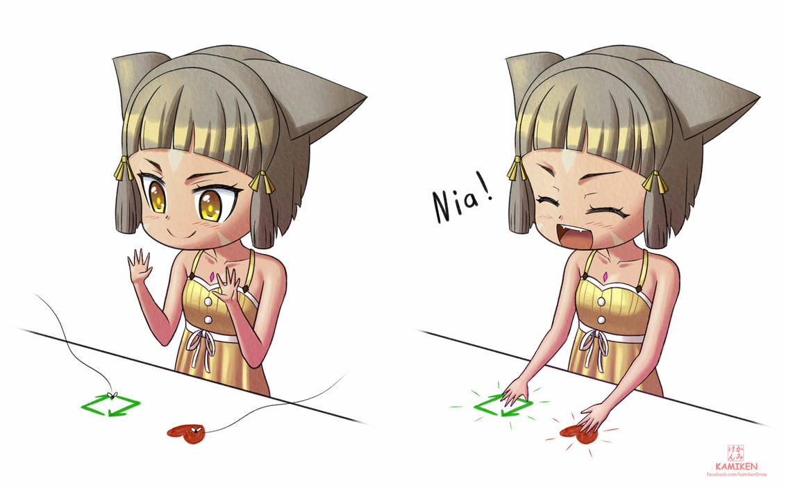 Nia twitter by Kamiken1
