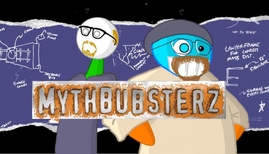 MythBubsterz by Omny87