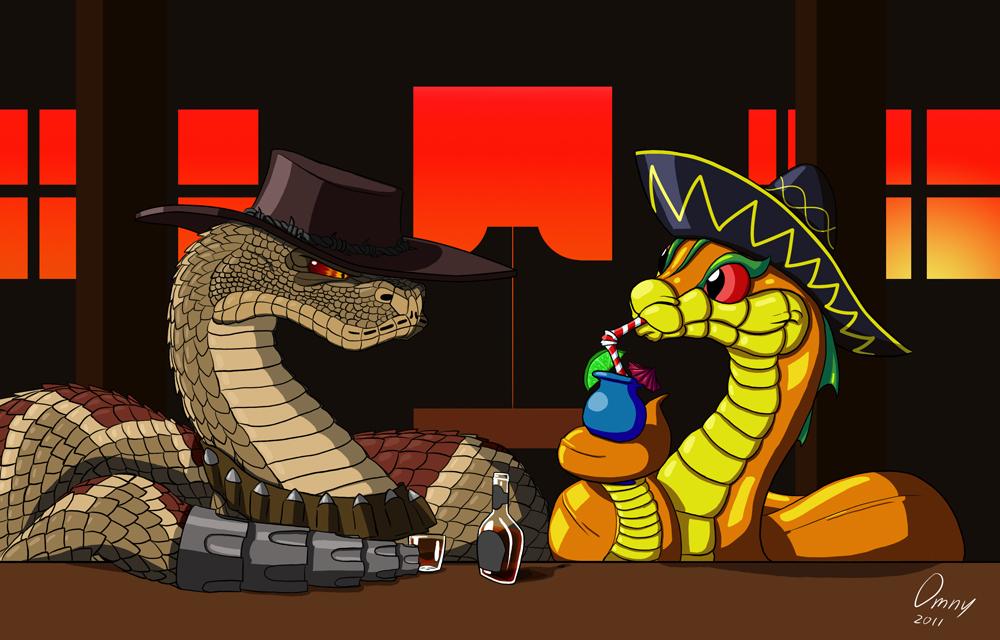 rango rattlesnake jake voice