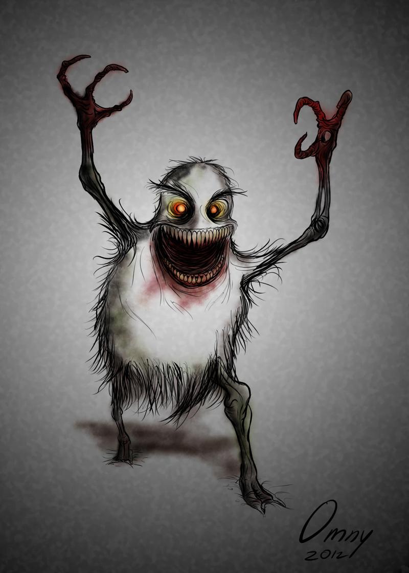 8-Bit Baddies: the Yeti by Omny87