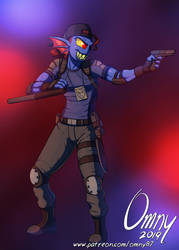 Undyne Striker (For Lars777)