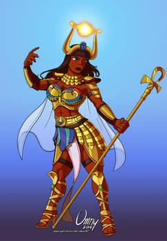 Hathor (For WC Purdy)