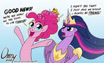MLP - Age Old Question