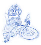 Dragontaur Cadence (for Rye Dimar Dragon)
