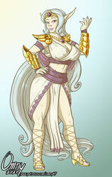 Queen Euphrosyne (for WC Purdy)