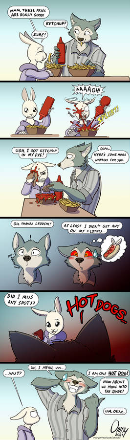 Beastars Comic: Ketchup