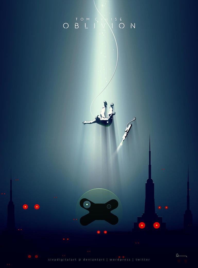 oblivion - fanart postersivadigitalart on deviantart
