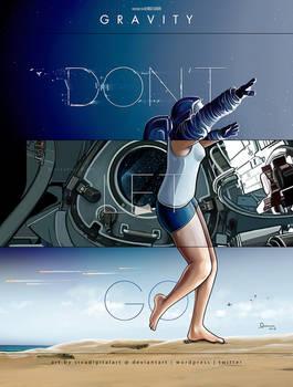 Gravity 2013 | FanArt Poster