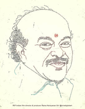 RIP Director Rama Narayanan sir!!!