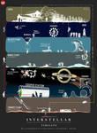 Interstellar Movie Timeline.