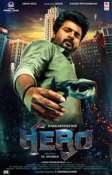 HERO FIRST-LOOK POSTER (Tamil)