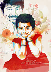 Happy Birthday Baby Aaradhana Sivakarthikeyan