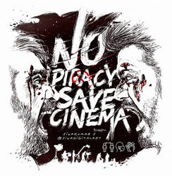 Say No To Piracy | Save Cinema