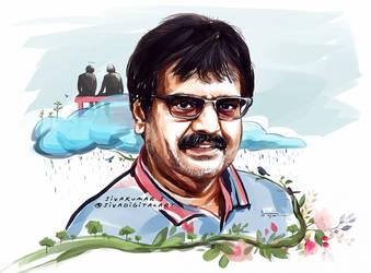 Actor Vivek Sir.