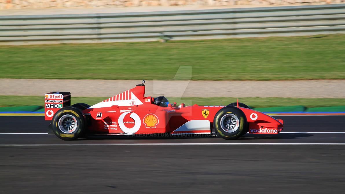 Formula 1 - Cheste by AlexPastor