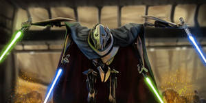 General Grievous Remaster by OBLIVIONHUNTER1