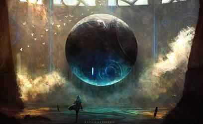 Ancient by OBLIVIONHUNTER1