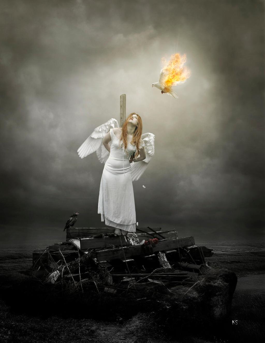 Angel by Silvia15