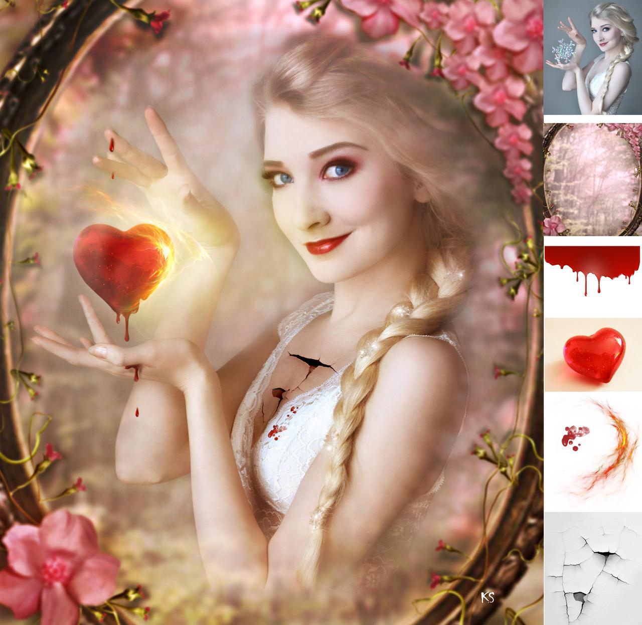 Elsa by Silvia15