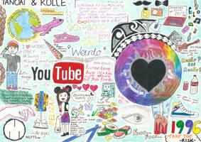 Eliza's page of boredom / sketch dump?