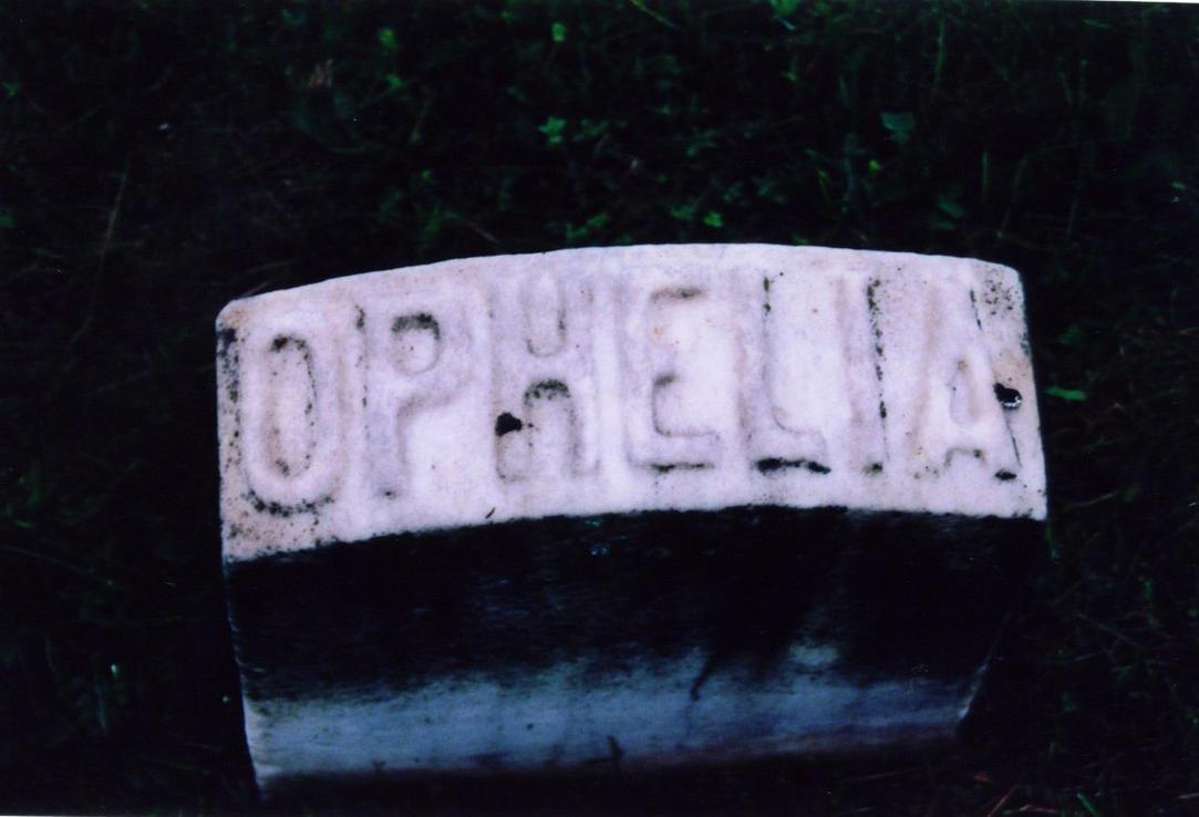 Ophelia by jester81