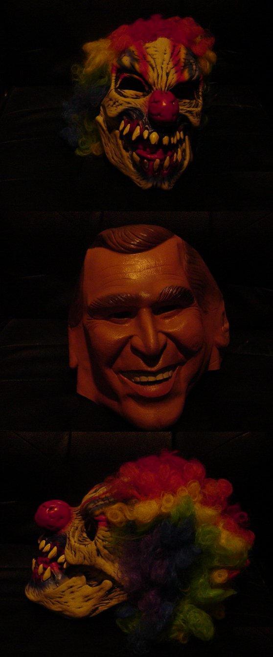 Halloween Masks by jester81