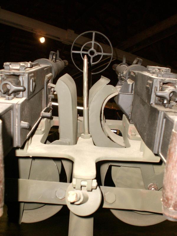 Anti Aircraft Gun by jester81