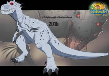 The Land Before Time: Indominus Rex