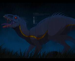 FanArt: Indoraptor