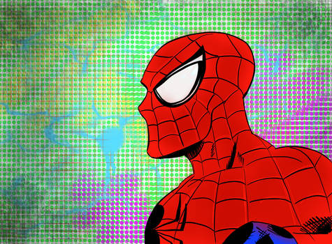 Spidey Tablet Test