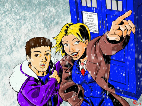 Doctor Who Gender Swap