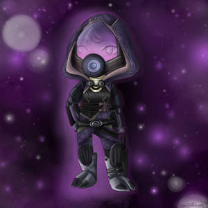 Tali'Zorah (Mass Effect 3)