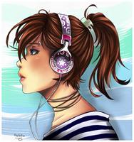 Headphones by Nataliadsw